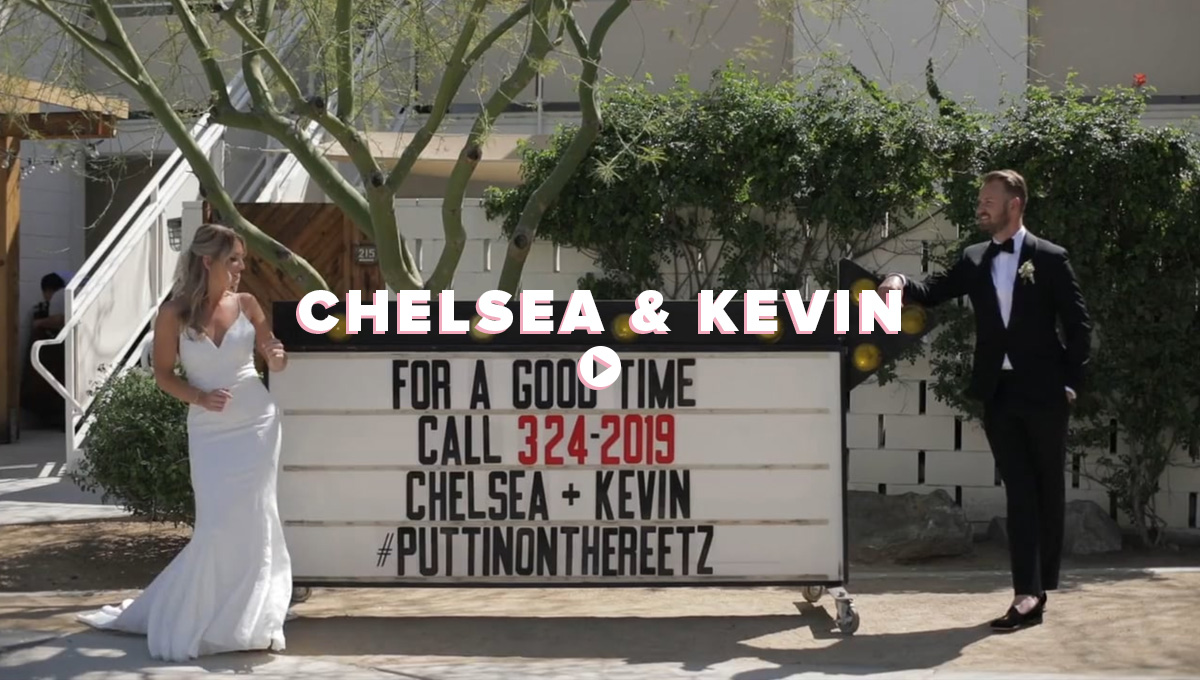 Chelsea and Kevin