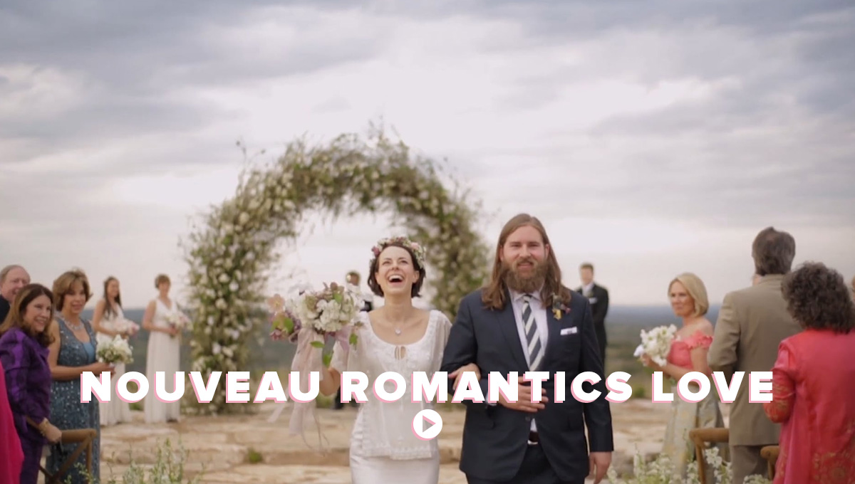 Shark Pig Weddings The Nouveau Romantics